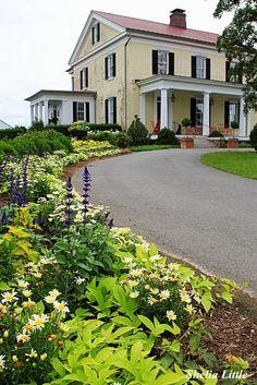 Enter The Original City Home Of P Allen Smith Garden