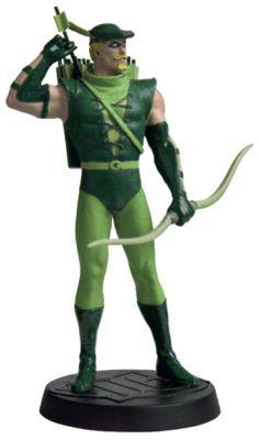 Eaglemoss DC Comics Green Arrow Lead Figurine