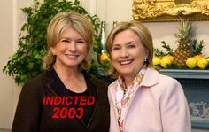 FLASHBACK: James Comey Says He Prosecuted Martha Stewart ?Because If It Was Jane Doe She Would Have Been Prosecuted?