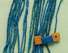Difference between plied yarn versus cables.