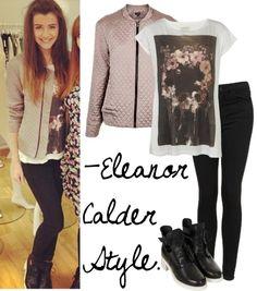 """Eleanor Calder Style"" by sofiabernalopez ❤ liked on Polyvore"