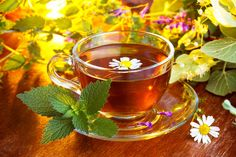 Полезные добавки в чай » Женский Мир