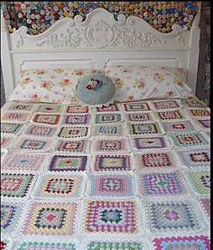 Our bed . Quilts, Blanket, Crochet, Bed, Home, Stream Bed, Quilt Sets, Ad Home, Ganchillo