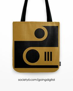 Premium Tote Bag: hand-sewn in the U.S.A., featuring a high-quality print that'll never fade. Constructed with a premium, canvas-like material and double-stitched for quality. Available in three sizes. #totes #totebag #graphicdesign #designer #beachbag