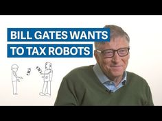 Be sure to check Mr. Gates' geekish giggle at the end. So adorable. In an interview with Quartz editor-in-chief Kevin Delaney, Bill Gates explains why robots that take jobs away from people shouldn't get a free pass when it comes to income tax. Life Hackers, Pattern Recognition, Cool Technology, Marketing Jobs, Bill Gates, Cloud Computing, Information Technology, Critical Thinking, How To Know