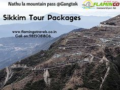 Nathu la mountain pass-Amazing destination of #SikkimTourPackages- http://goo.gl/UF8c6H