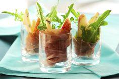 Tomates à la coque et mouillettes de concombre, voir la recette des tomates à la coque et mouillettes de concombreCrédit : JC Amiel / M...