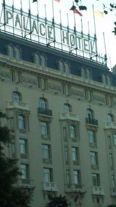 Madrid. Hotel Palace.