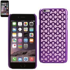 $8.99 Reiko Dual Layer Silicone Case For Apple iPhone 6 4.7inch