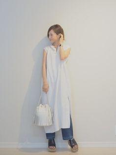 田中亜希子|JOURNAL STANDARD relumeのワンピースを使ったコーディネート - WEAR