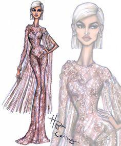 Met Gala 2017 by Hayden Williams  Rihanna wearing Comme des Garçons  Kylie Jenner wearing custom Versace  Gigi Hadid wearing Custom Tommy Hilfiger  Zendaya wearing Dolce & Gabbana
