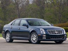 Cadillac STS 2008 Pictures and Wallpapers ~ Auto Cars