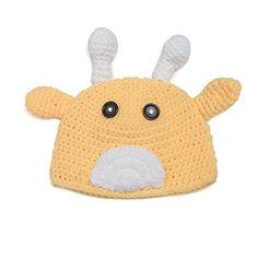 Elee Handmade Crochet Knit Reindeer Hat Antlers Christmas Baby Hats (White antlers) Elee http://www.amazon.com/dp/B00NICNVPI/ref=cm_sw_r_pi_dp_wr1uub10N6CD0