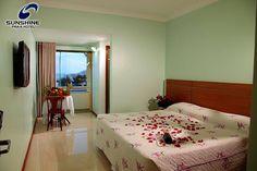Sunshine Praia Hotel, #PortoSeguro (em frente a Praia de Taperapuan).