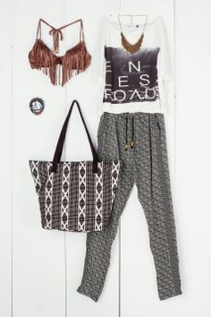 Festival or beach look. I would love to wear this! #mycostesloves
