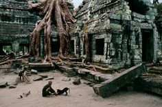 Cambodia - Steve McCurry