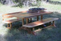 Dog Creek Dining Table