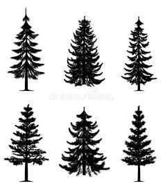 Pine tree silhouette tattoo search ideas for 2019 Pine Tattoo, Tree Tattoo Arm, Tattoo Ribs, Tree Silhouette Tattoo, Pine Tree Silhouette, Kiefer Silhouette, Natur Tattoo Arm, Willow Tree Tattoos, Tree Stencil