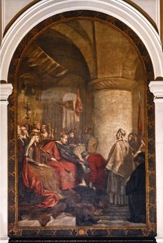 10. William the Conquerer Granting a Charter to the Citizens of London Great Fire Of London, The Great Fire, King John, King George, Tower Of London, London City, Frederick Leighton, Thanksgiving Service, Edward Iv