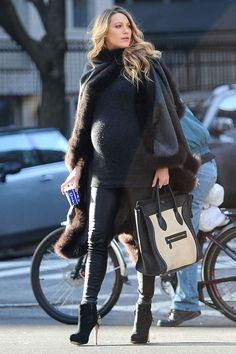 Stylish & Pregnant: The Best Dressed Celeb Mums-To-Be