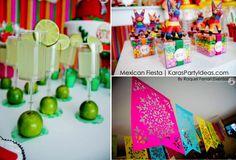 mexican themed baby shower | Mexican-Fiesta-Party-via-Karas-Party-IDeas-karaspartyideas.com-mexican ...