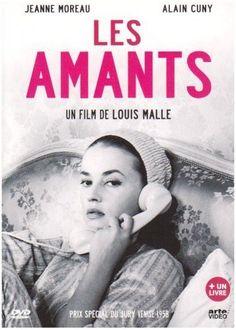 Carteles de cine. La nouvelle vague Jeanne Moreau