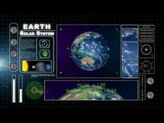 Kids Educational Videos - The Solar System - Earth  (wk11 science)