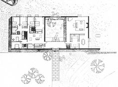 hooper house breuer archdaily - Google Search