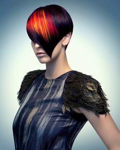 Hair: Seung Ki Baek Stylist: Kay Korsh Makeup: Kathryn Hanrahan and Svetlana Sorokina