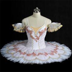 Pretty ballet costume