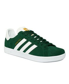 adidas Shoes, Grand Prix Suede Sneakers