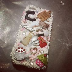 Bakers theme phone case I made