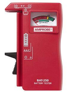 Amprobe BAT-250 Battery Tester Top, Shirts