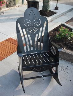 Family owned business creating Metal Artwork both custom and stock. Welded Furniture, Steel Furniture, Cnc Plasma, Plasma Cutting, Steel Fire Pit, Fire Pits, Metal Sheet Design, Metal Bending Tools, Grill Door Design