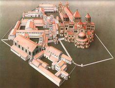 Monasterio de Cluny III