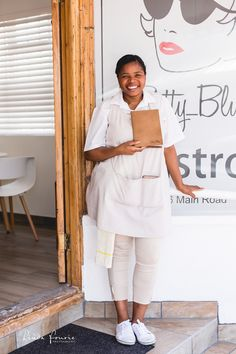BETTY BLUE BISTRO HERMANUS is a fresh + vibrant restaurant with the best food & coffee in town. Betty Blue, Smile, Coat, Fashion, Moda, Sewing Coat, Fasion, Coats, Trendy Fashion