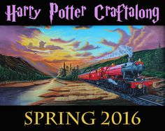 HP Craftalong ~ Spring Semester - March 1 - May 31, 2016 - MISCELLANEOUS TOPICS