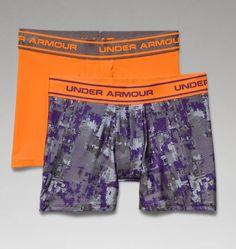 ffb574ef592 Boys' UA Original Series Printed Boxerjock® 2-Pack | Under Armour US Boys