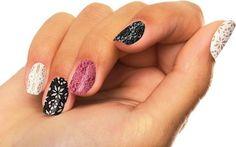 As unhas no estilo Tenshi estão com trazendo um charme diferente para as mulheres! Por conta disso t