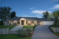 GJ Gardner Home Designs: Kingaroy Facade 2. Visit www.localbuilders.com.au/builders_queensland.htm to find your ideal home design in Queensland