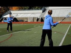 How to Run a Motion Offense | Women's Lacrosse - YouTube