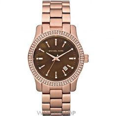 Ladies Michael Kors Runway Watch MK5494