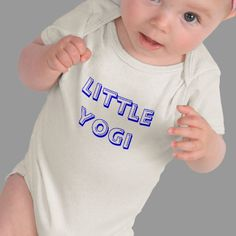 Baby Yoga Clothes