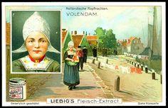 Dutch Headdress - Volendam #NoordHolland #Volendam