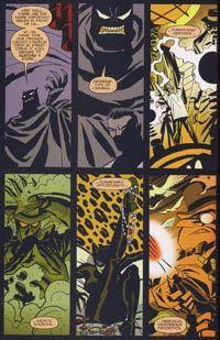 Darwyn Cooke Batman Ego