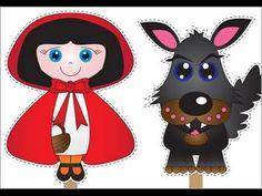 Caperucita roja de Roald Dahl - Cuentos en verso para niños perversos - YouTube