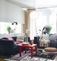 It's easy to give your sofa and room a new look.  Just pick up an extra cover whenever the makeover bug bites.