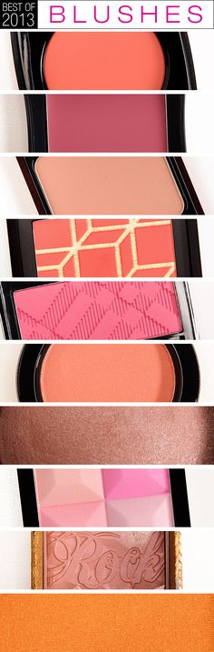 Top 10 of 2013: Best Blushes
