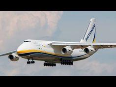 Flughafen Leipzig/Halle: Antonow 225 ein weiteres Mal gelandet | traveLink.