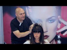 Video: Como cortar el cabello para dar Volumen en la coronilla sin degradar